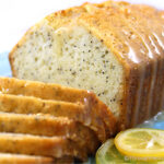 Lemon Poppy Seed bread – Suggested donation: $25 per loaf